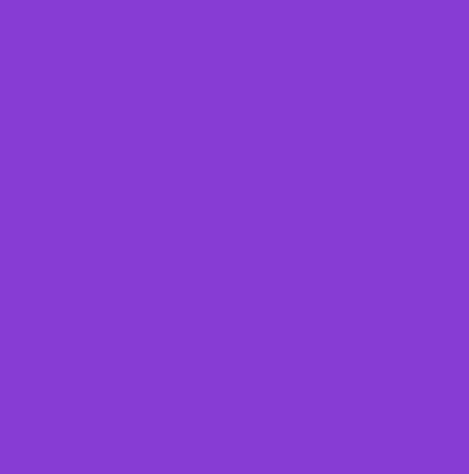 紫色の風船